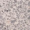 šedo-bílý vymývaný