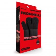 Kuchyňské rukavice BBQ premium